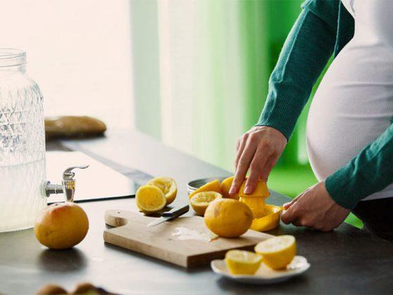 مصرف آبلیمو در دوران بارداری