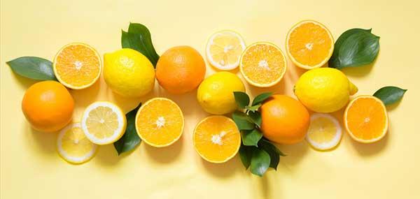 مقدار اسید سیتریک در پرتقال و آبلیمو چقدر است؟