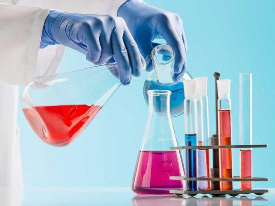 انواع اسید